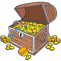 stock-vector-cartoon-treasure-chest-vector-clip-art-illustration-with-simple-gradients-all-in-a-single-layer-256183801